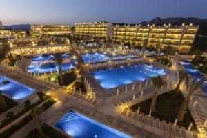 Hotels Viva Zafiro Palmanova - resa i maj