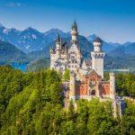 Neuschwanstein: Tysklands sagoslott
