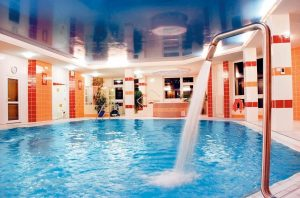 Kurhotel Royal Marienbad Pool