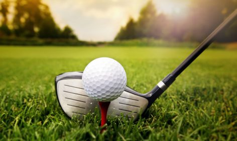 Golf i Tjeckien