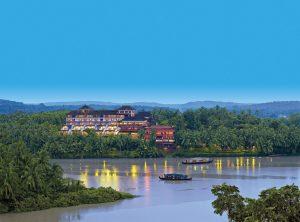 The Raviz Resort & Spa Kadavu Hotell