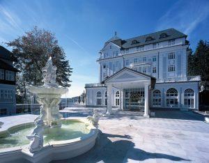 Hotel Esplanade Spa & Golf Resort Ingång