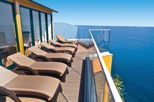 Hotel Alpino Atlantico Terrass