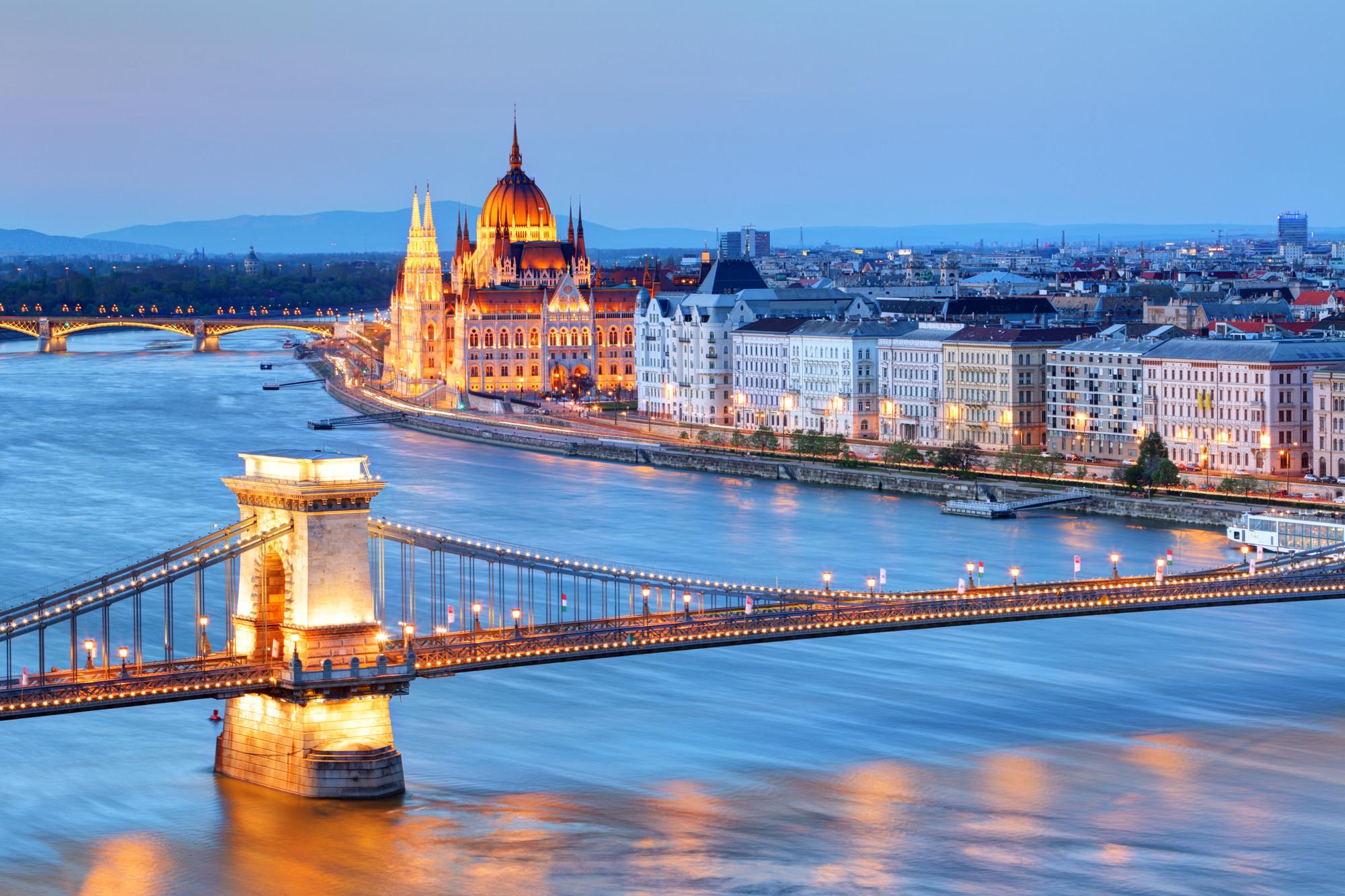 Budapest Julmarknad