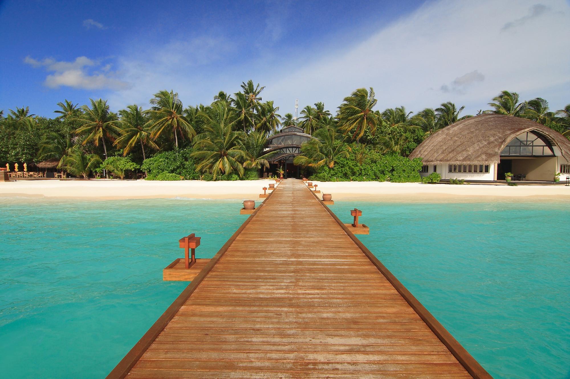 Maldiverna semester