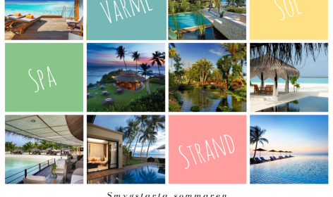 8 hotell i paradiset