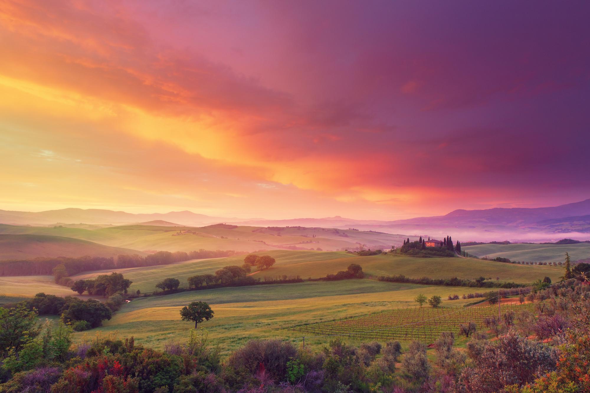 Spahelg Toscana