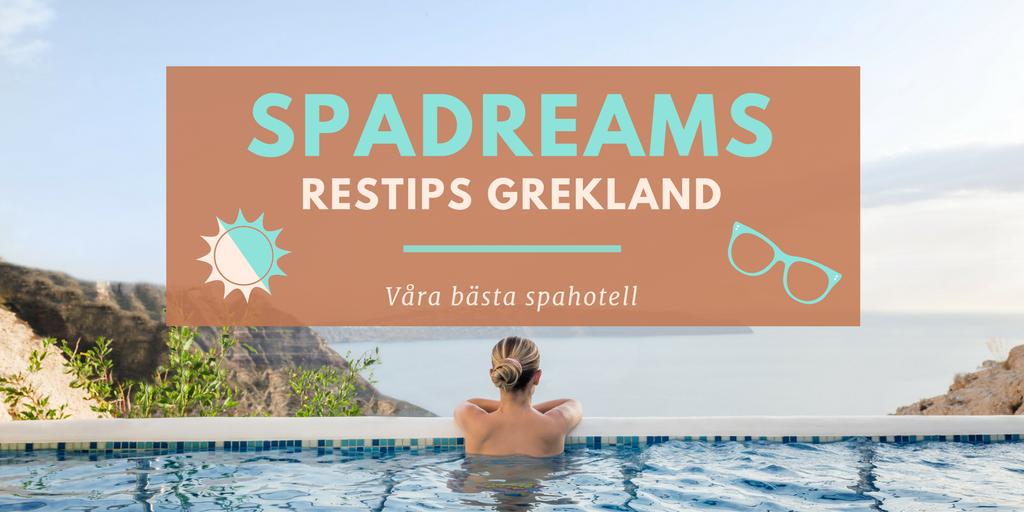 SpaDreams restips Grekland
