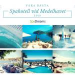 Våra bästa spahotell vid Medelhavet 2018