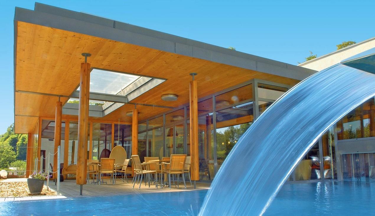 La Clairiere Bio Spa Hotel Pool