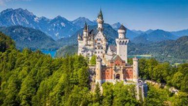 Tyskland slott