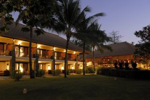 Spa Village Resort Tembok natt