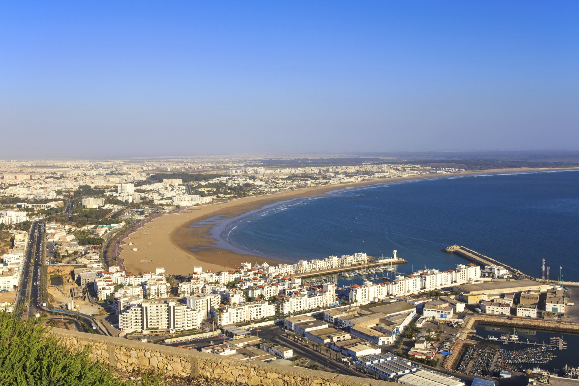 Marocko Agadir
