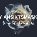 DIY Ansiktsmasker