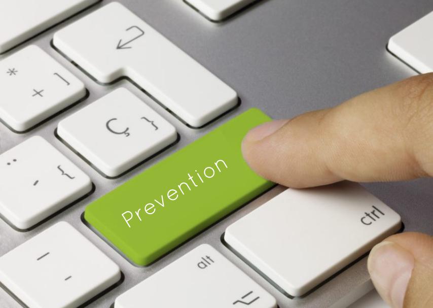 prevention - förebyggande hälsovård